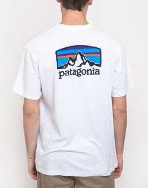 Triko Patagonia Fitz Roy Horizons Responsibili-Tee