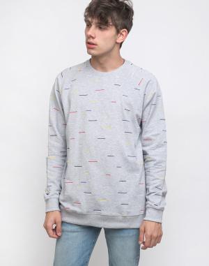 Dedicated - Sweatshirt Malmoe Color Lines