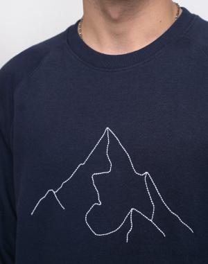 Dedicated - Sweatshirt Malmoe Mountain