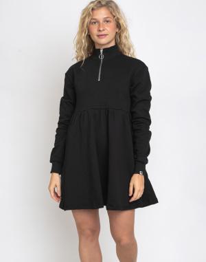 Lazy Oaf - Black Sally Sweater Dress