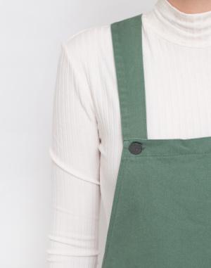 Thinking MU - Green Amelie Dress