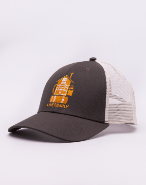 Patagonia - Live Simply Home LoPro Trucker Hat