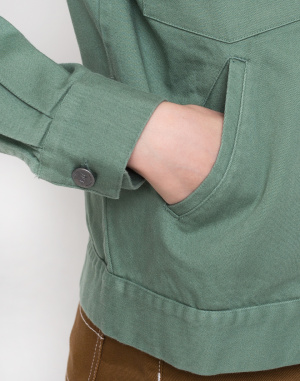 Thinking MU - Green Gypsy Jacket