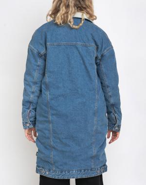 Kabát Dr. Denim Nadina Sherpa Jacket