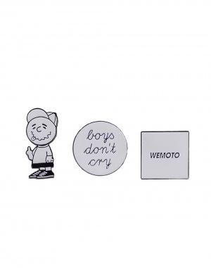 Wemoto - Pinset (3 Pins)