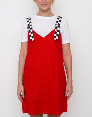 Lazy Oaf - Buckle Pinafore