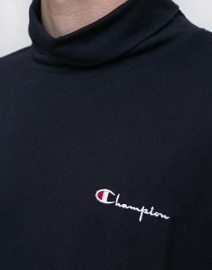 Champion - Long Sleeves High Neck T-Shirt