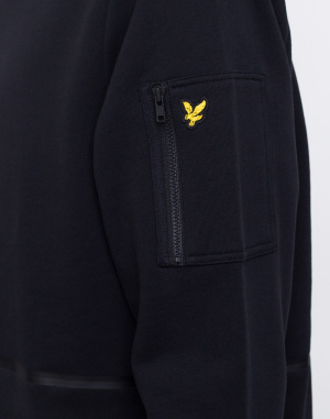 Lyle & Scott - Fabric Mix