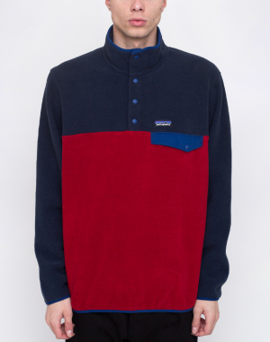 Mikina - Patagonia - Lightweight Synch Snap-T