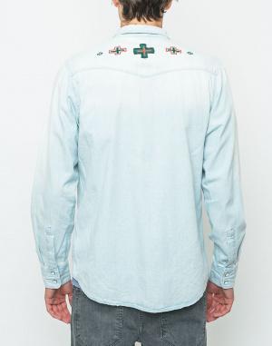 Košile - Deus Ex Machina - Vintage Western