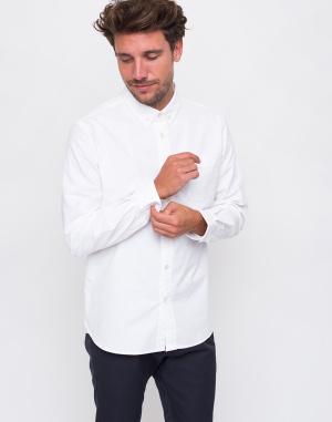 Knowledge Cotton - Button Down Oxford