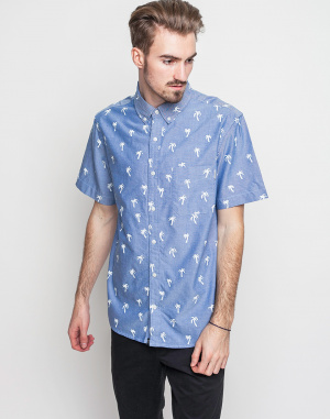 Dedicated - AO Short Sleeve Painted Palms