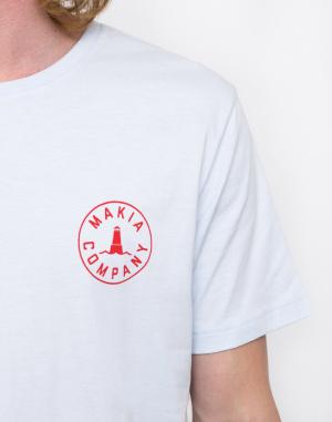 Triko - Makia - Astern T-shirt