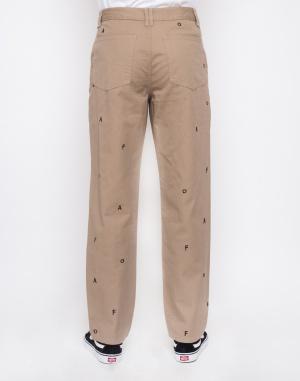 Kalhoty - Lazy Oaf - Lazy Letters Pants