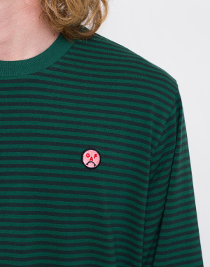 Lazy Oaf - Oaf Tiny Stripe Tee