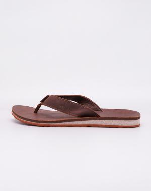 Pantofle - Teva - Classic Flip Premium Leather