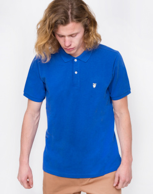 Knowledge Cotton - Pique Polo