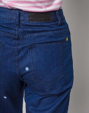 Kalhoty Lazy Oaf Pom Pom Pants