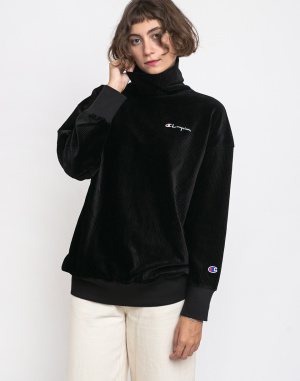 Mikina Champion High Neck Sweatshirt