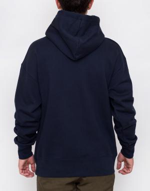 Mikina - Knowledge Cotton - Fleece Hood Sweat
