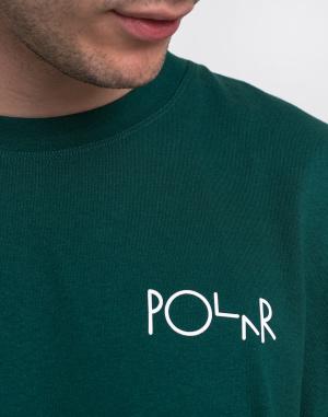 Polar Skate Co. - Stroke Logo Tee