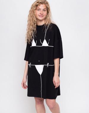Šaty - Lazy Oaf - Beach Bum T-Shirt Dress
