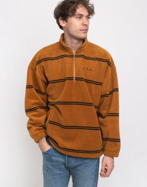 Polar Skate Co. - Striped Fleece Pullover 2.0