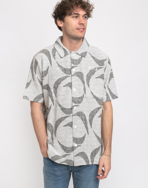 Polar Skate Co. - Patterned Polo Shirt