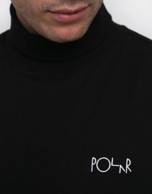 Polar Skate Co. - Script Turtleneck