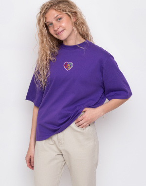 Lazy Oaf - Rainbow Love T-shirt