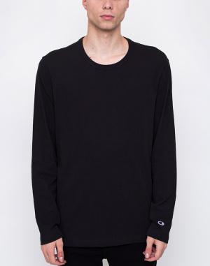 Champion - Crewneck Long Sleeve T-Shirt