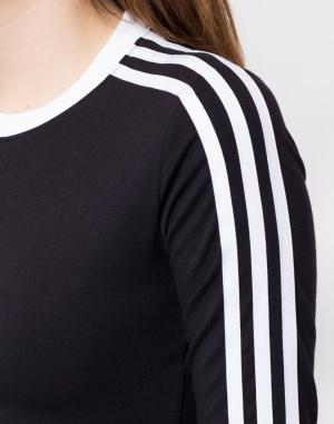 adidas Originals - Cropped Long Sleeve