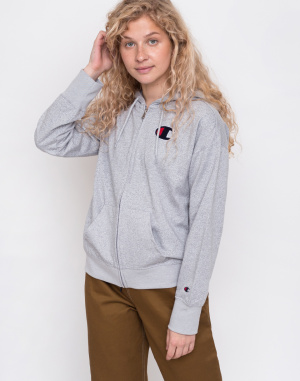 Champion - Rochester Hooded Full Zip Sweatshirt