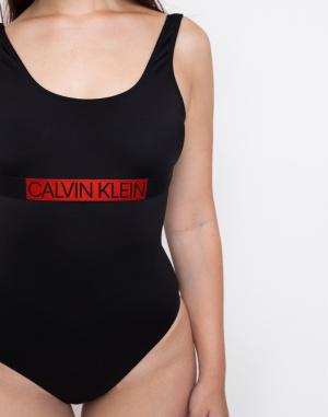 Plavky - Calvin Klein - Scoop Back One Piece