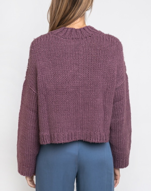 Svetr Native Youth The Belle Wool Knit