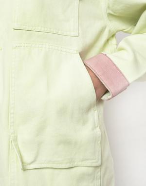 Stüssy - Mallard Contrast Barn Jacket