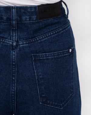 Kalhoty - Lazy Oaf - Indigo Mom Jeans