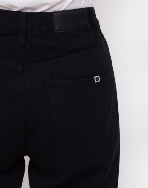 Lazy Oaf - Black Mom Jeans