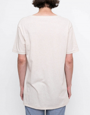 Triko - Knowledge Cotton - Basic Loose Fit