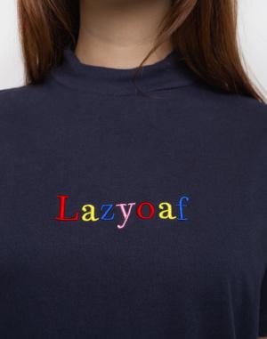 Lazy Oaf - Soul Searching Logo Oversized T-shirt