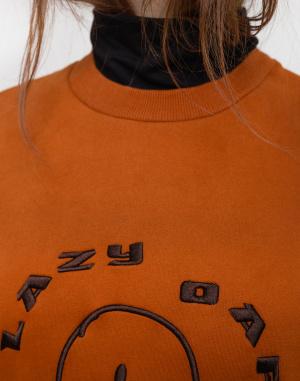Lazy Oaf - Squish Face Layer Sweatshirt
