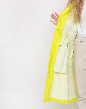 Kabát - Rains - LTD Curve Coat