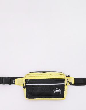 Stüssy - Diamond Ripstop Waist Bag