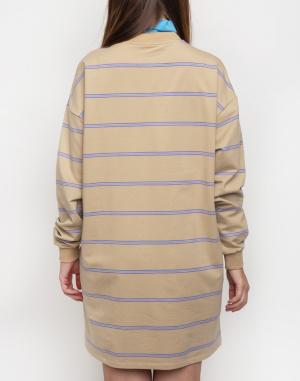 Šaty Lazy Oaf Open Tabs Sweater Dress