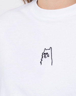 Lazy Oaf - I Prefer Cats T-shirt