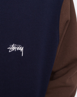 Mikina - Stüssy - Color Blocked