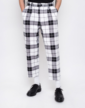 Obey - Fubar Pleated Plaid Pant