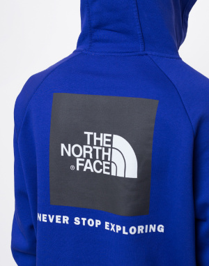 The North Face - Raglan Red Box