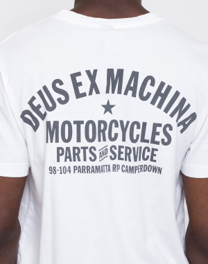 Deus Ex Machina - Camperdown Address