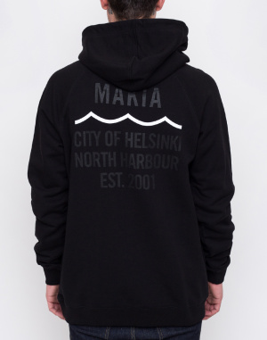 Mikina - Makia - Civil Hooded Sweatshirt